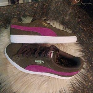 New puma suede classics sneakers 6